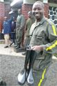 Gorilla Trackers/Rangers - Rwanda